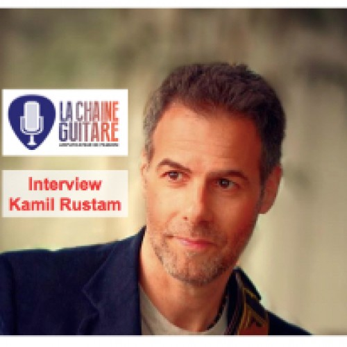 """May 05 2015 – French Interview for """"La chaine Guitare"""""""