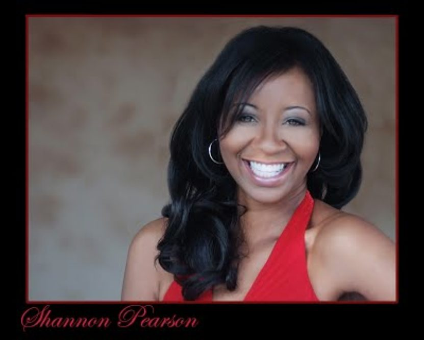 """With Shannon """"Sangin' Diva"""" Pearson"""